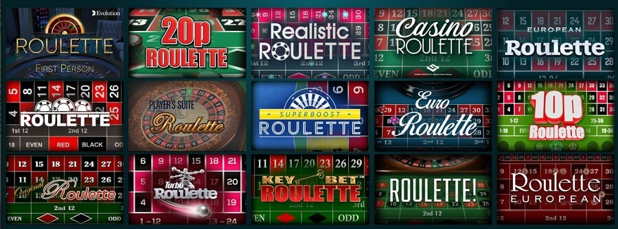 Grosvenor Casinos Roulette