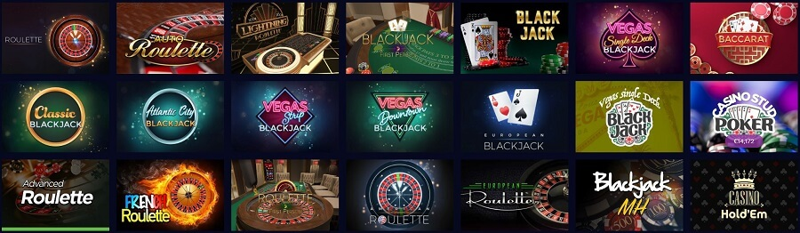 Genesis Casino Blackjack