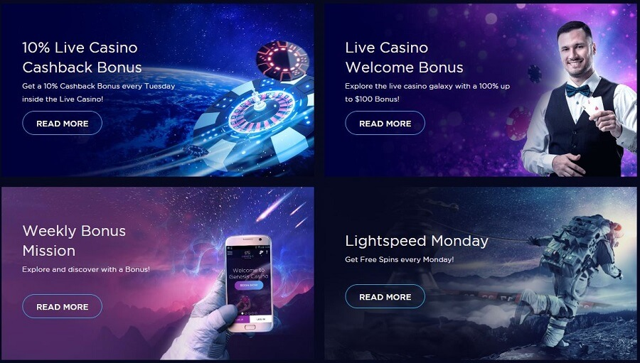 Genesis Casino Promotions