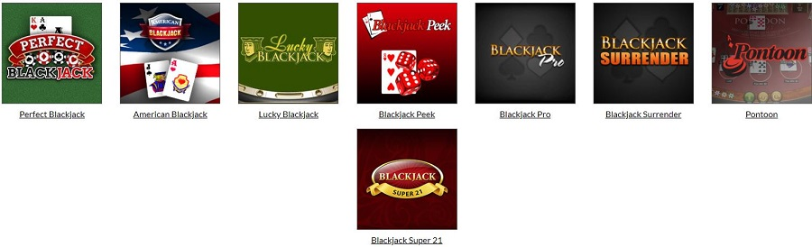 Mansion Casino Blackjack