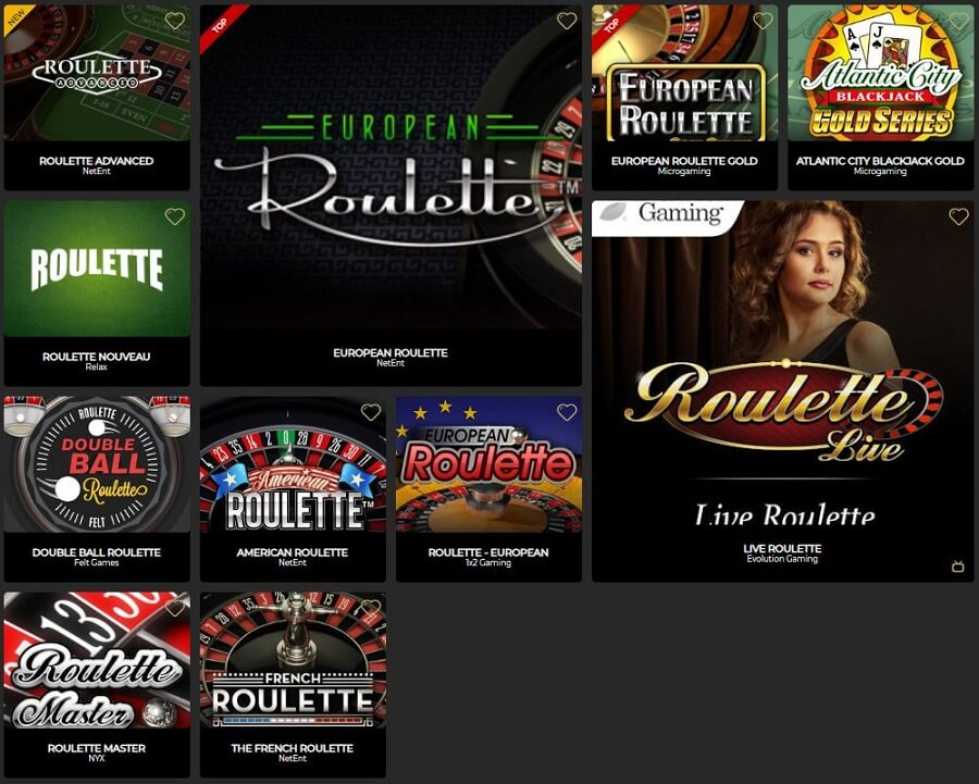 The Grand Ivy Casino Roulette