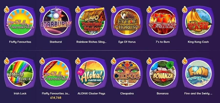 Wink Slots Slots Games