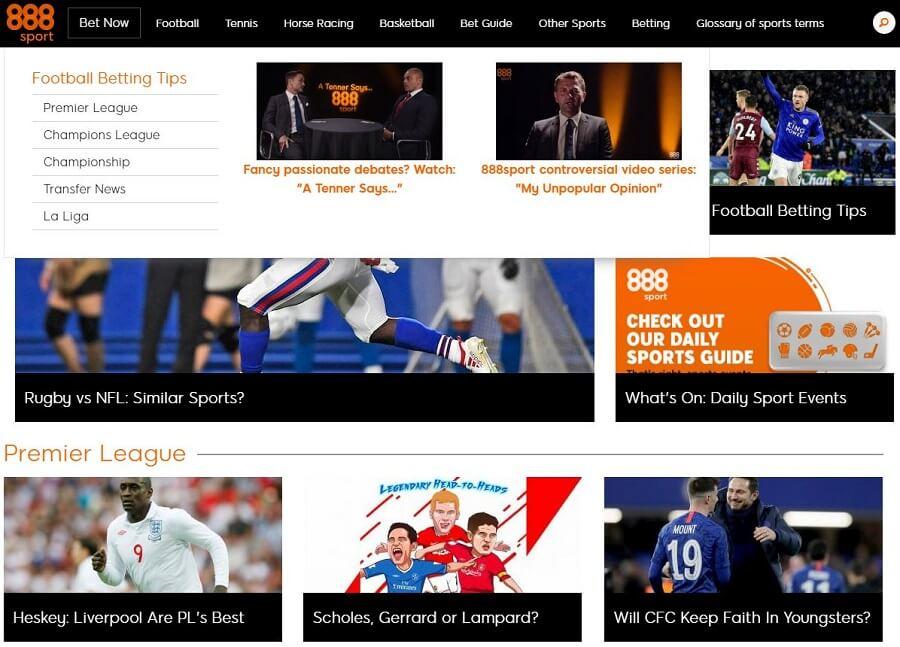 888 Sport Blog