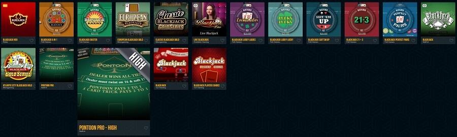 Dream Vegas Blackjack