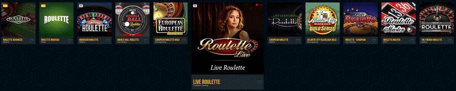 Dream Vegas Roulette