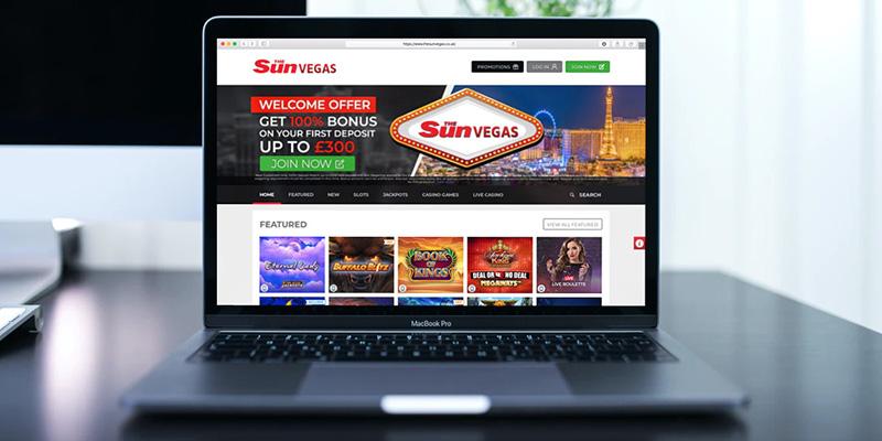 The Sun Vegas Casino review