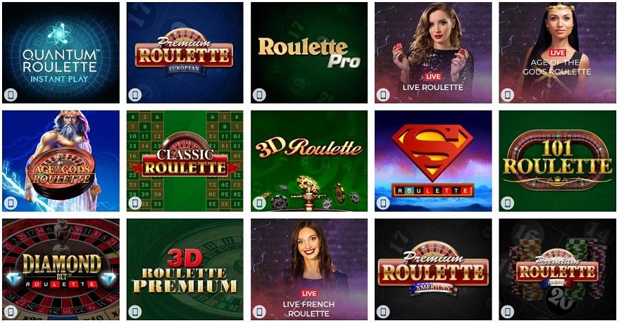 The Sun Vegas Roulette