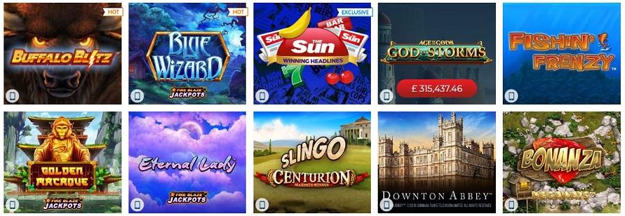 The Sun Vegas Slots