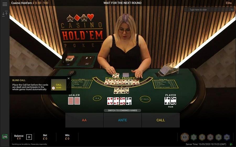 bet365 Online Casino Live Casino