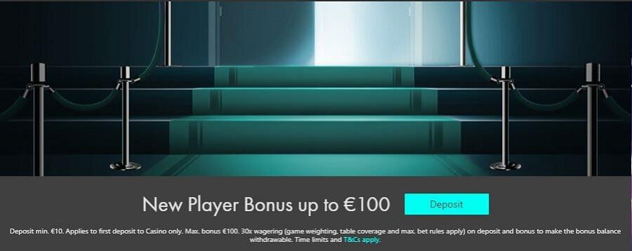 bet365 Online Casino Welcome Bonus
