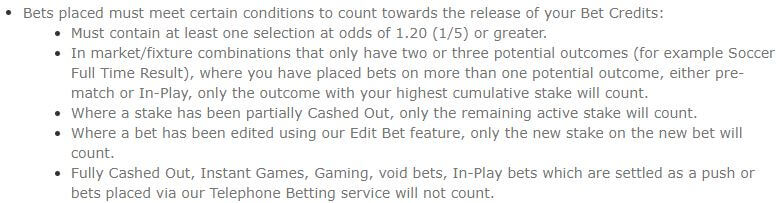 bet365 Welcome Bonus 2