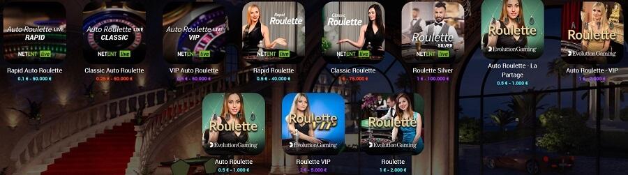 22Bet Roulette