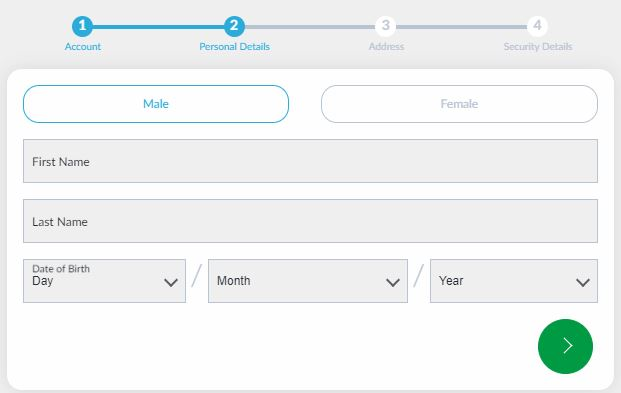 BetVictor Registration 2