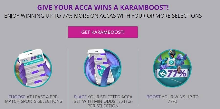 Karamba Promotions 1