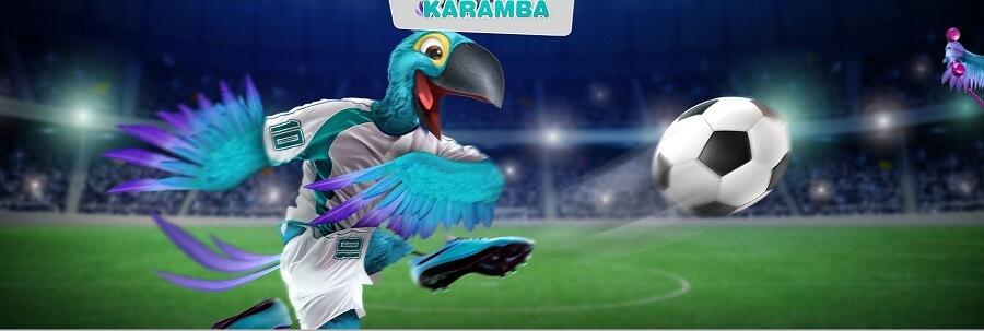 Karamba Welcome Bonus 1