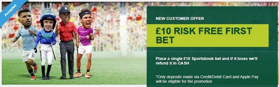 Paddy Power Welcome Offer 1