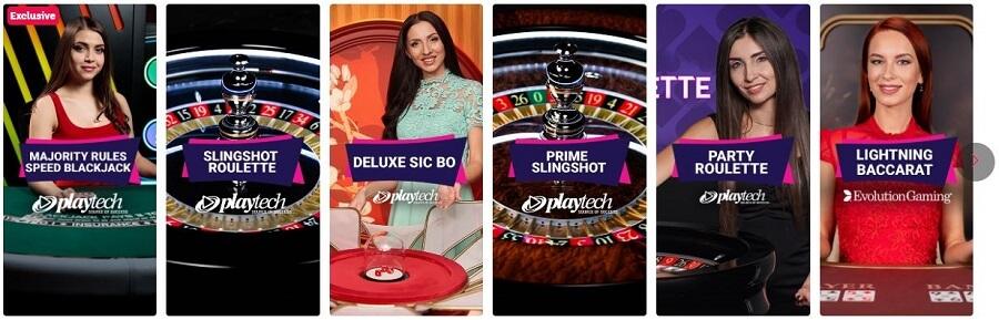 Party Casino Live Casino