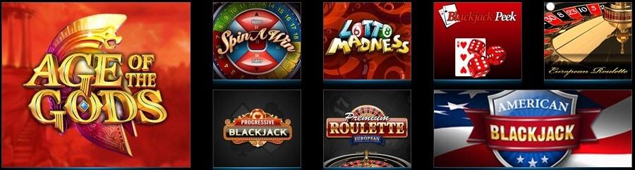 Slots Heaven Arcade Games