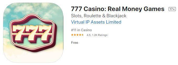 777 Casino Mobile