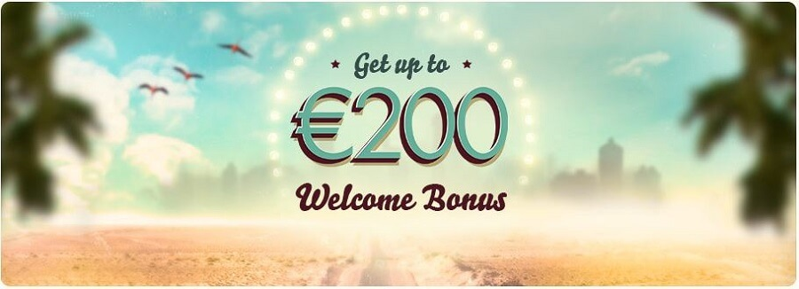 777 Casino Welcome Bonus