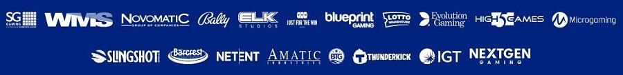 All British Casino Game Providers