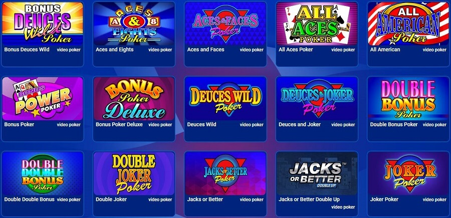 All British Casino Other Games