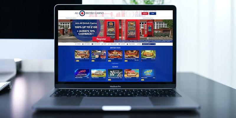 All British Casino Overview