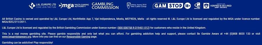 All British Casino Security