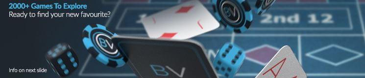 BetVictor Casino Game Variety