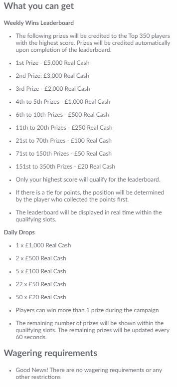 BetVictor Promotions 3