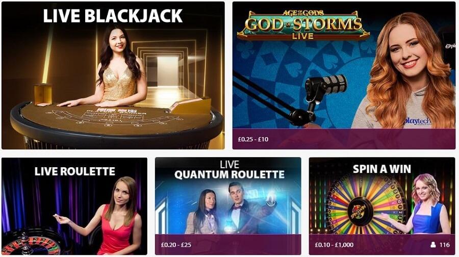 Bgo Casino Live Casino