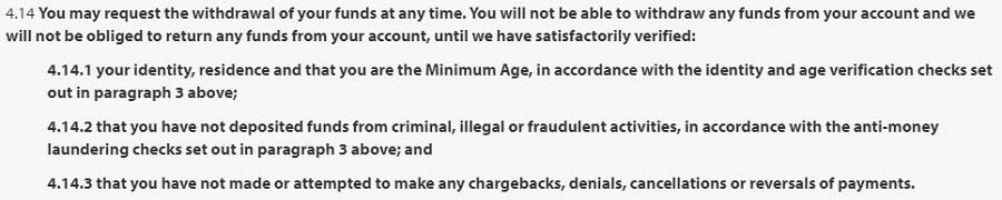 Bgo Casino Verification