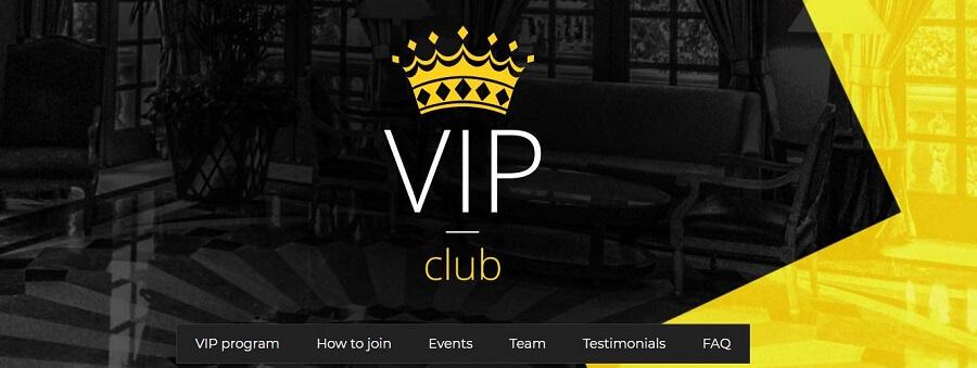Energy Casino VIP Club