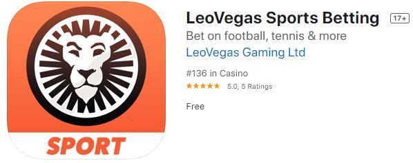 LeoVegas Sports Mobile