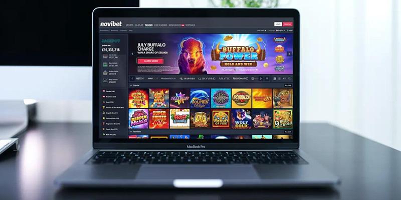 Novibet Casino Overview