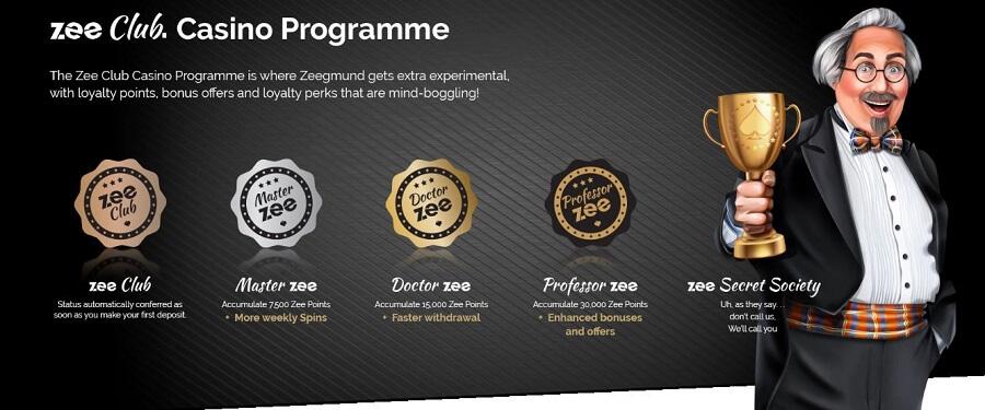 Playzee Loyalty Program