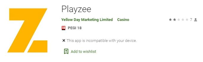 Playzee Mobile