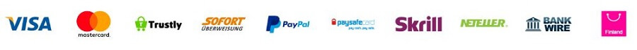 Playzee Payment Methods