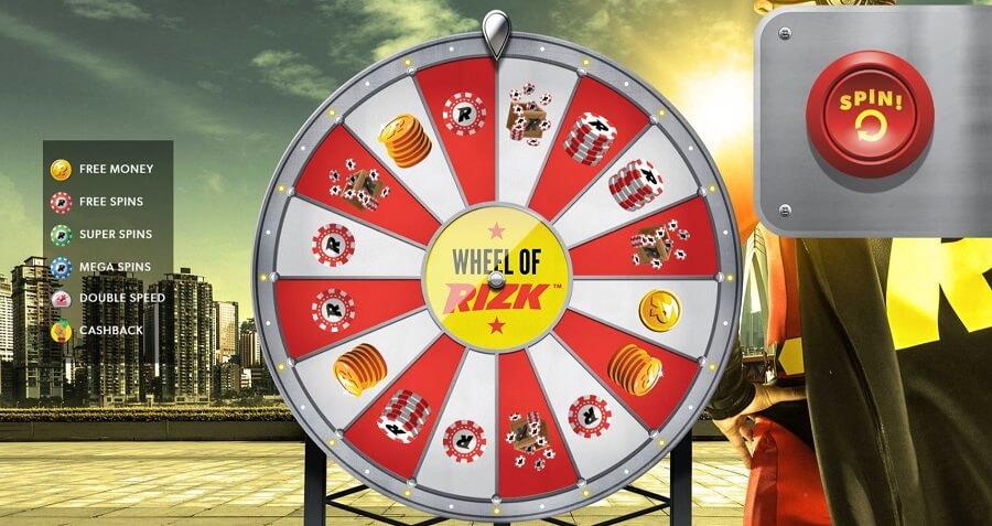Rizk Casino Loyalty Program 2