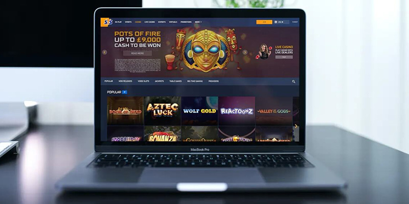 STS Casino Overview
