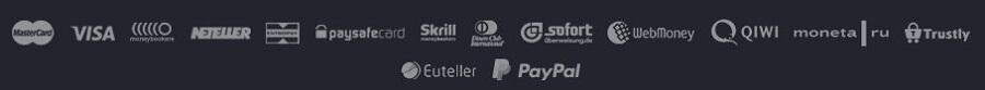 NetBet Payment Methods