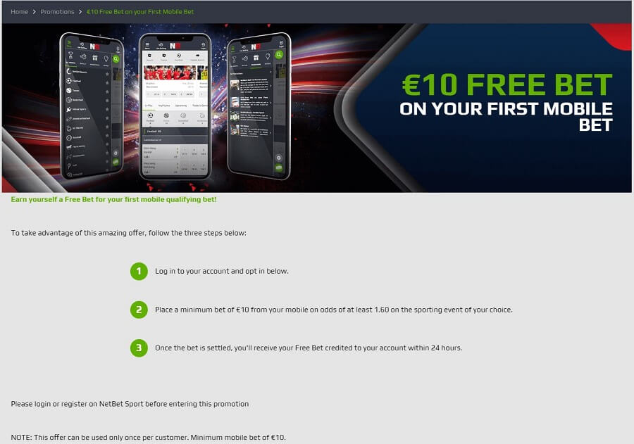 NetBet Promotions 3